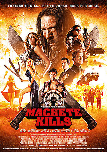 Machete Kills (Robert Rodriguez)