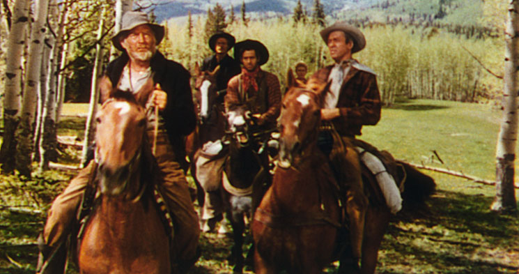 The Naked Spur (Anthony Mann)