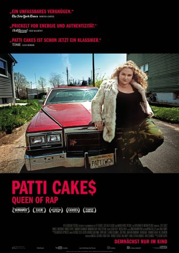 Patti Cake$ - Queen of Rap (Geremy Jasper)