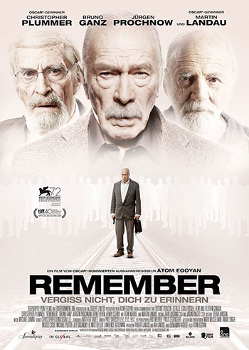 Remember (Atom Egoyan)