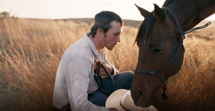 The Rider (Chloé Zhao)