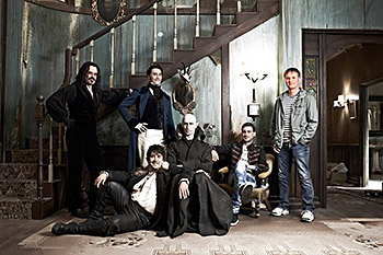 What We Do in the Shadows (Taika Waititi & Jemaine Clement, Generation 14plus)