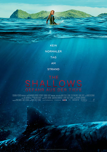 The Shallows - Gefahr aus der Tiefe (Jaume Collet-Serra)