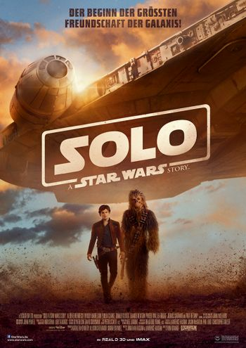 Solo: A Star Wars Story (Ron Howard)