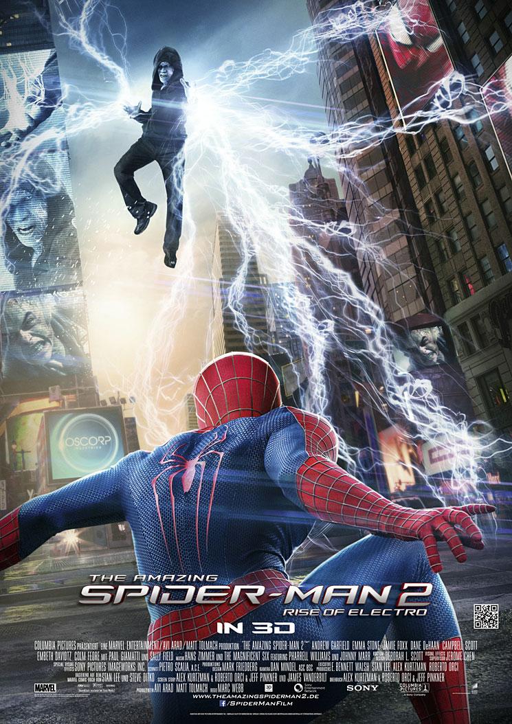Spiderman Rise Of Electro Stream