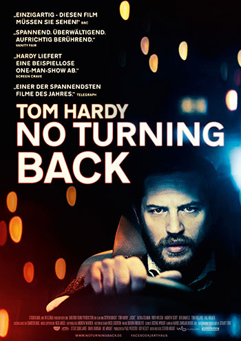 No Turning Back (Steven Knight)