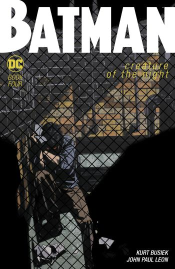 Batman: Creature of the Night #4