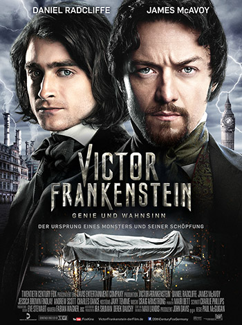 Victor Frankenstein (Paul McGuigan)