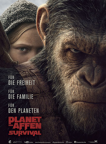 Planet der Affen: Survival (Matt Reeves)
