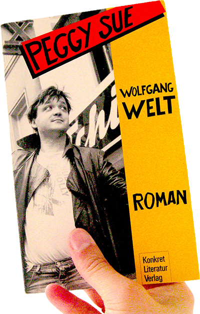 Wolfgang Welt: Peggy Sue