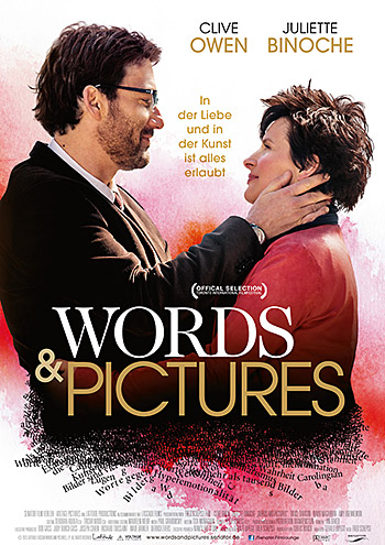 Words and Pictures (Fred Schepisi)