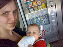 SuKuLTuR-Lesehefte im Automaten