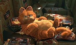 Garfield (R: Pete Hewitt)