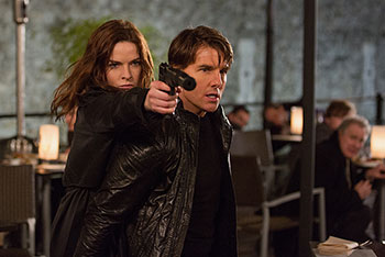 Mission: Impossible – Rogue Nation (Christopher McQuarrie)