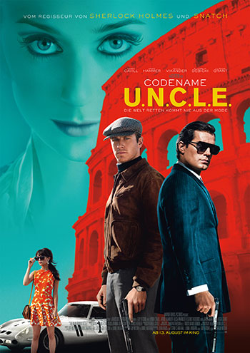 Codename U.N.C.L.E. (Guy Ritchie)