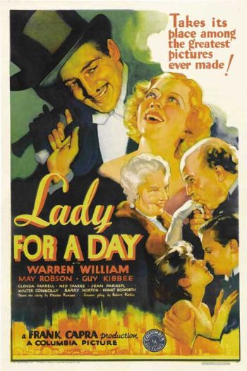 Lady for a Day (Frank Capra)