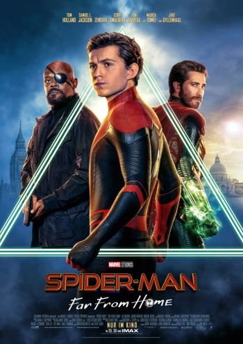 Spider-Man: Far From Home (Jon Watts)