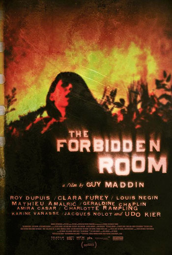 The Forbidden Room (Guy Maddin & Evan Johnson, Forum)
