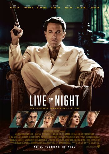Live By Night (Ben Affleck)