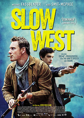 Slow West (John Maclean)