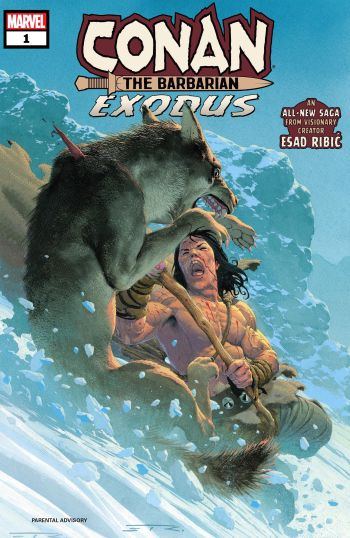 Conan the Barbarian: Exodus #1